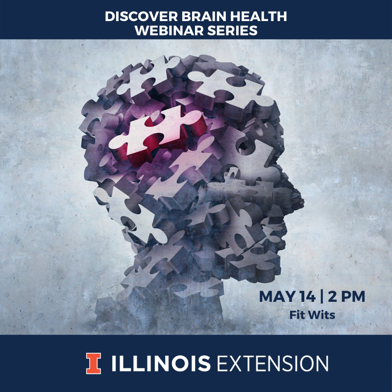 Discover Brain Health Webinar Series - Fit Wits