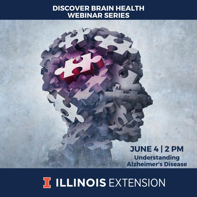 Discover Brain Health Webinar Series - Understanding Alzheimer's Disease