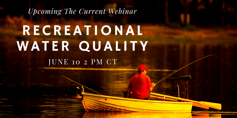 The Current Webinar: Recreational Water Quality