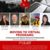 MOVING TO VIRTUAL PROGRAMS: A Discussion with Natural Resource Professionals