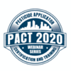 Applicator Certification & Training: Antimicrobials/Disinfectants - COVID19 and Beyond (PACT Series)