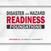 Disaster and Hazard Readiness 101