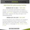 Juntos National Convening / September 23, 2020
