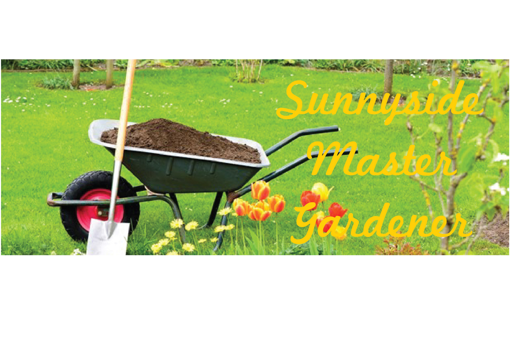Sunnyside Master Gardeners Fall 2020 ONLINE Lecture Series