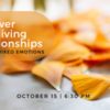 Losses and Mixed Emotions of Caregiving