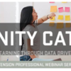 The Community:  Transform Your Work with Data-Driven Discovery Strategies--Register Today!
