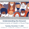 Social Determinants of Health in Rural Populations