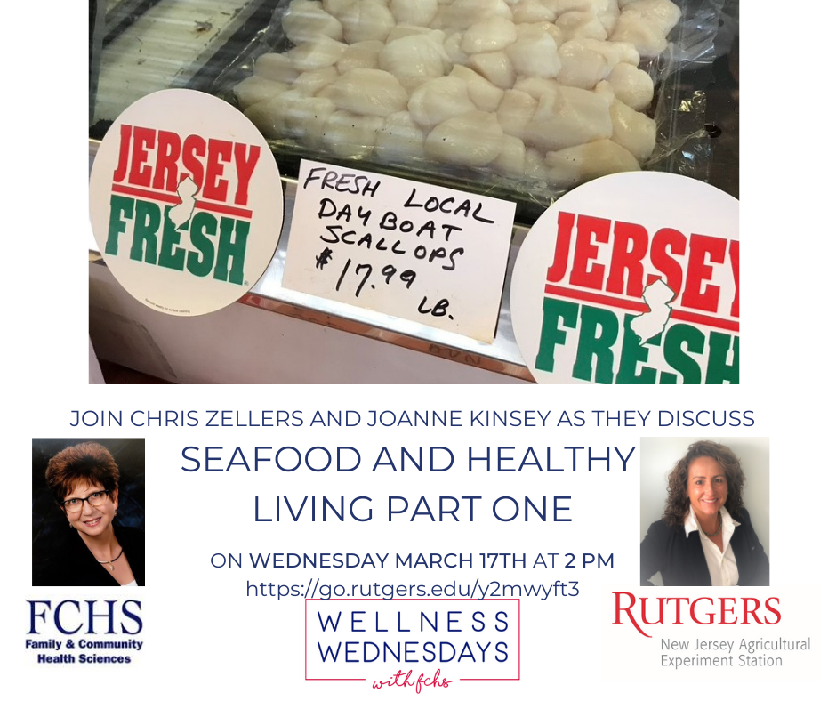 Seafood and Healthy Living Part One