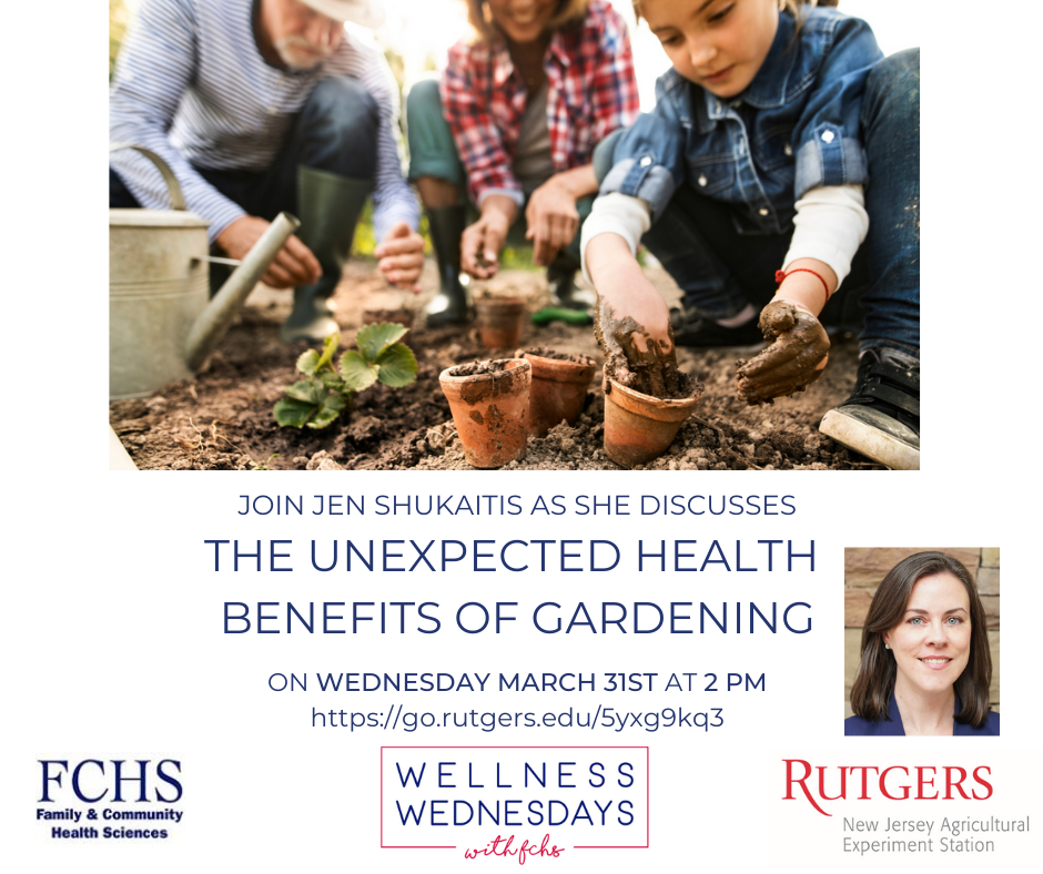 The Unexpected Health Benefits of Gardening
