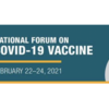 Register Now - CDC National Forum for COVID-19 Vaccine