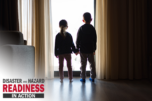 Supporting Parents and Children Through Hazards and Disasters