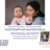 Postpartum Nutrition and Physical Activity