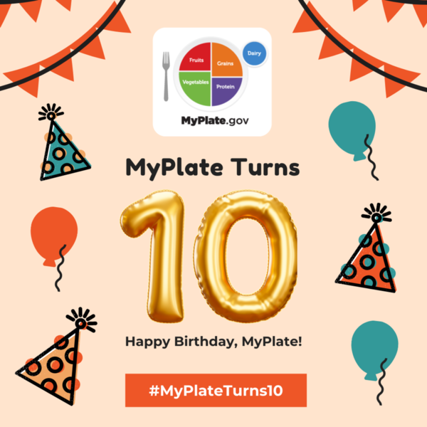 MyPlateTurns10